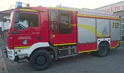 HLF 20/16 Fürstenau